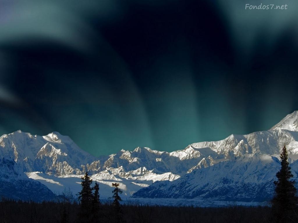 Aurora borealis alaska 1024x768